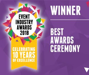 weddingsonline awards Best Awards Ceremony Winne