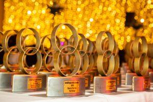 weddingsonline Awards Trophies