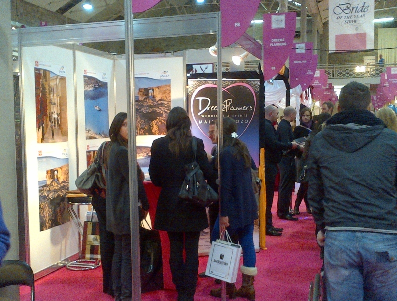 Dreemz Planners in Dublin and London Major Wedding Fairs