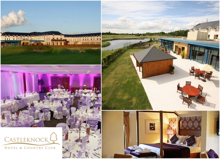 Castleknock Hotel Country Club Wedding Venue Of The Month September