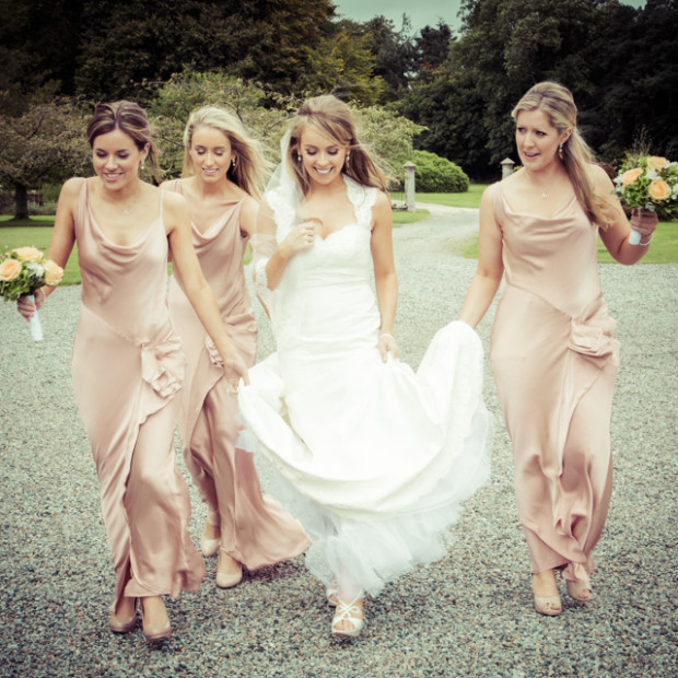 Aoife S Advice For Other Brides To Be As She Looks Back On Her Wedding Experience