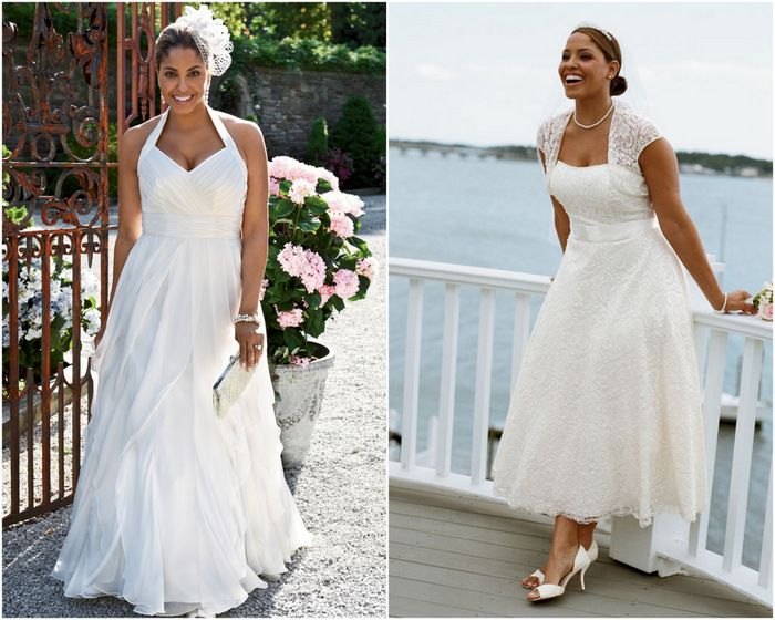 Plus Size Wedding Dresses - 2012 Picks for the Full Figure Bride ...