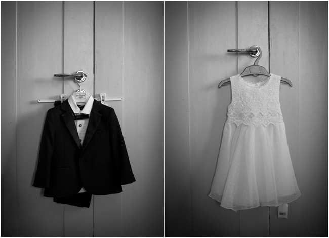 flower girl and page boy outfits