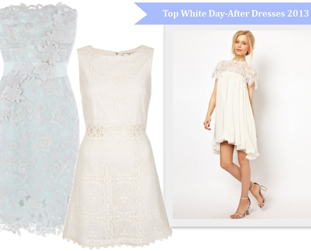 Spring day dresses 2013 the image kid for White dress after wedding