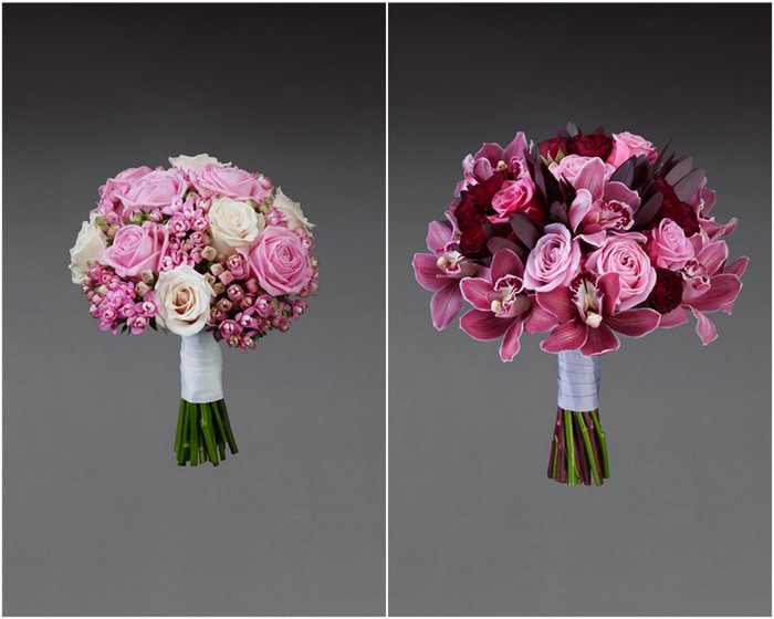 Vera Wang Launches Couture Wedding Flower Collection First Look