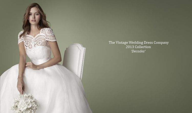 The Vintage Wedding Dress Company Is Brainchild Of Distinguished