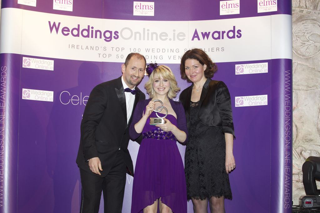 wedding ideas awards 2013 2013 award winners weddingsonline ie awards monday 18th 28060