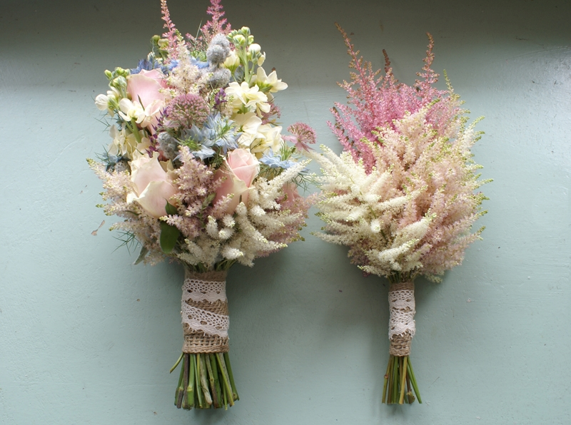 High Summer Bouquets Wedding Flowers For July Brides