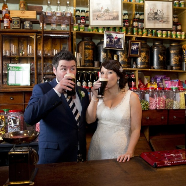 Real Wedding In Durrow By Aileen
