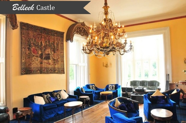 Belleek Castle Reception
