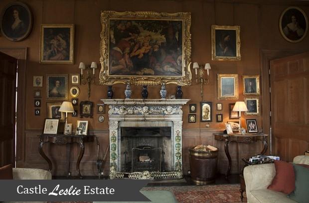 Castle Leslie Estate Brenda McGuire