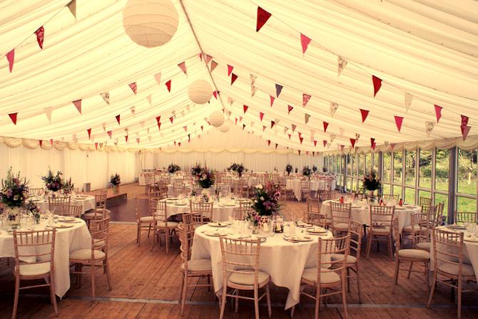 8 Ways To Decorate A Wedding Marquee Weddingsonline