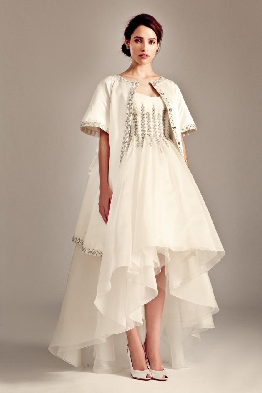 Vestido Temperley-Aralia