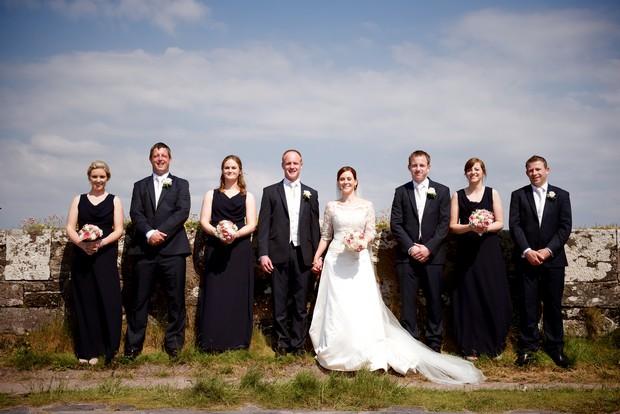 Slainte! A Beautiful Dingle Bay Real Wedding By Andrew O