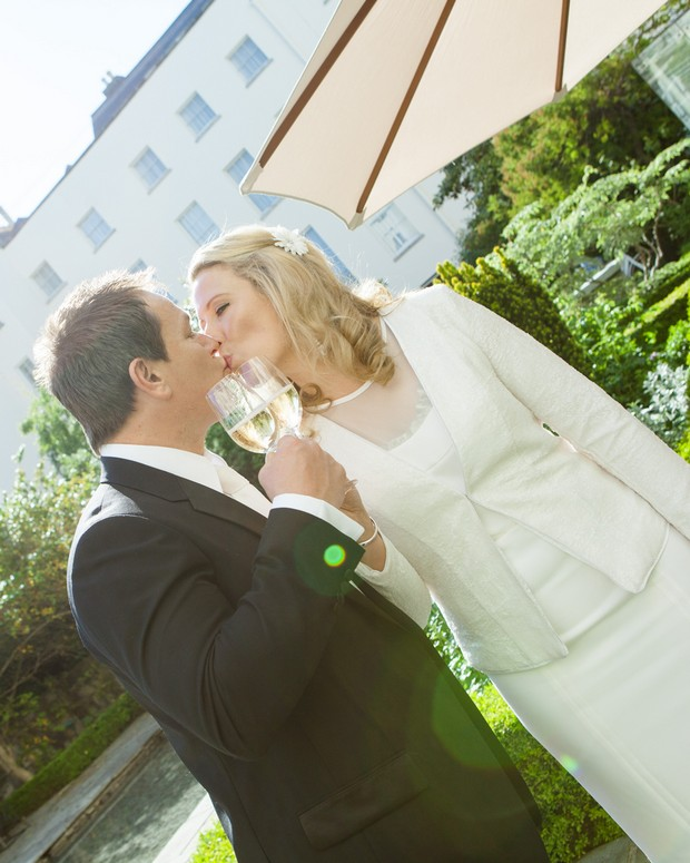 Weddingsonline Real Weddings: An Intimate Civil Ceremony In Dublin City