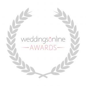 weddingsonline Awards logi