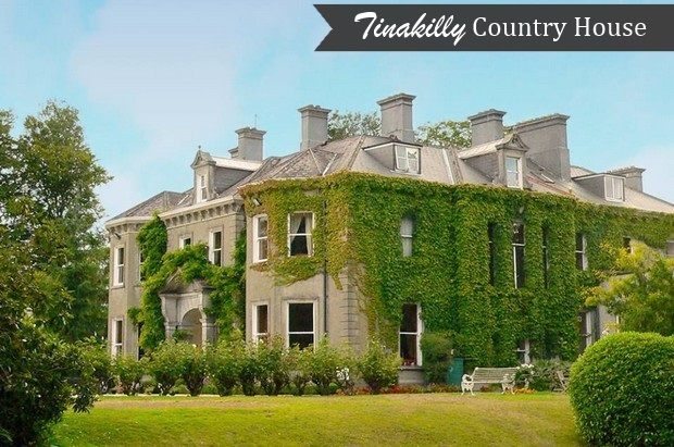 Tinakily House Hotel Wedding Ireland