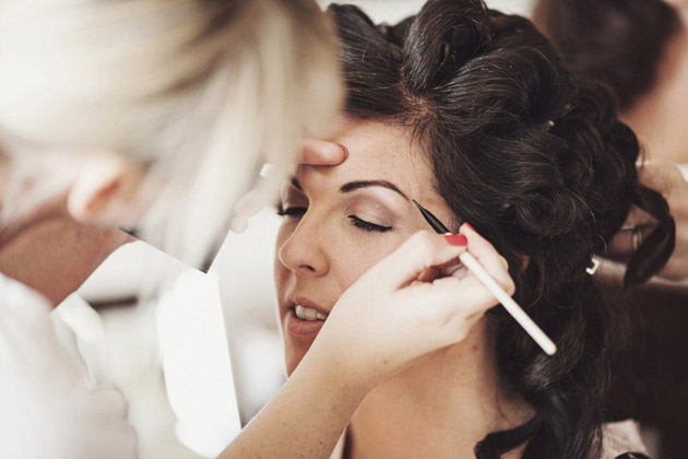 How To Prepare For Your Bridal Make Up Trial And What Expect