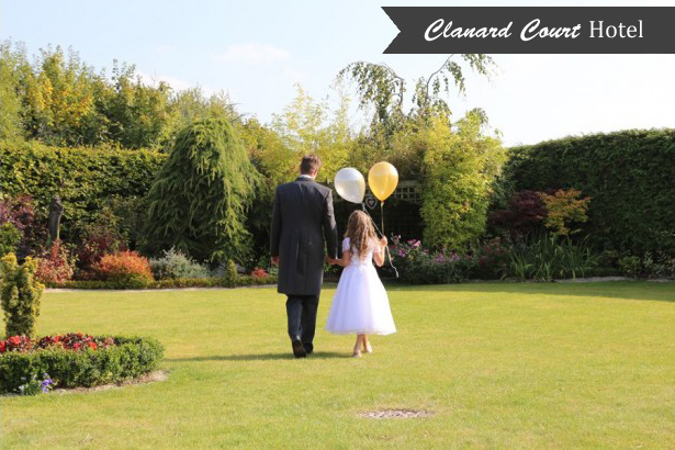 Clanard hotel athy wedding