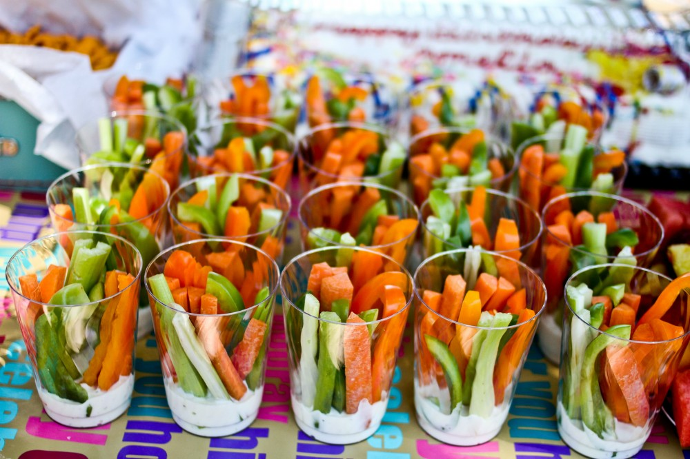 Amazing Wedding Buffet Ideas Weddingsonline