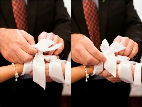 hand fasting ceremony