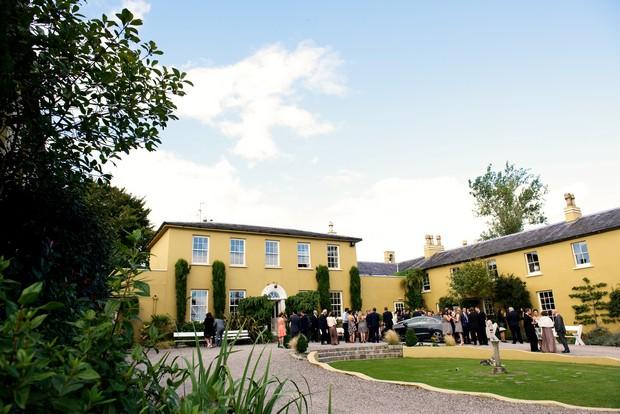 Ballinacurra House real wedding Ireland