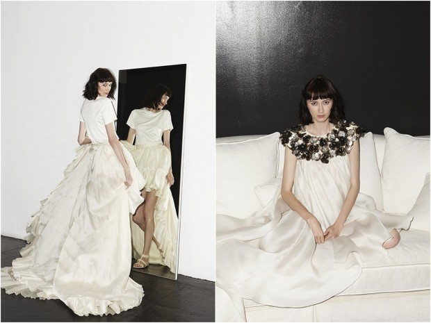 Designer to Watch 2014: Katherine Polk for Houghton Bride NYC ...