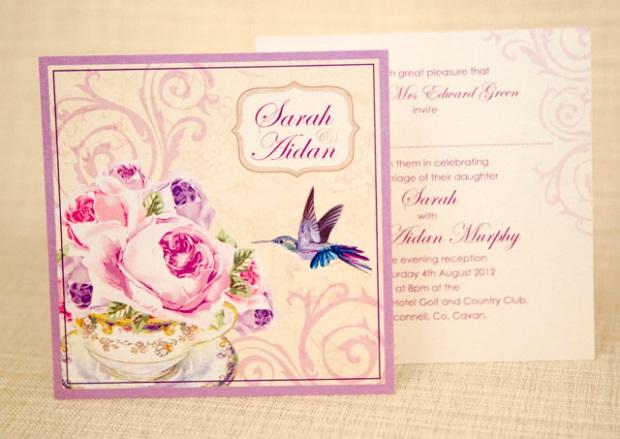caroline duffy floral invite