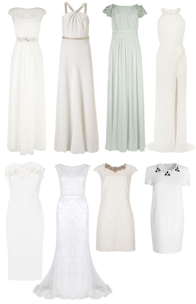 vestidos de novia de la calle principal