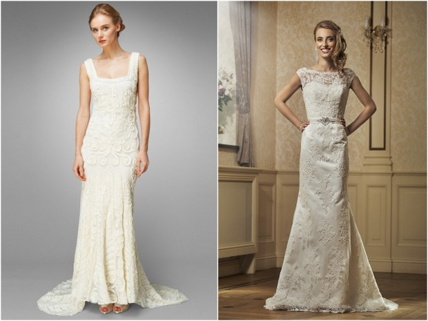 Wedding Dresses For Second Time Bride