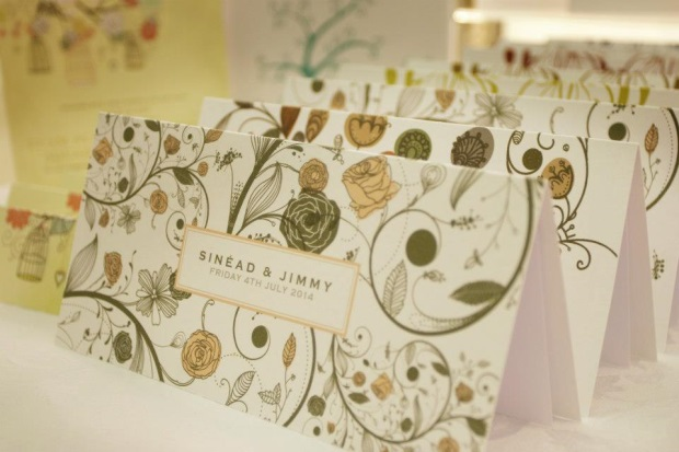 patrick browne floral invite
