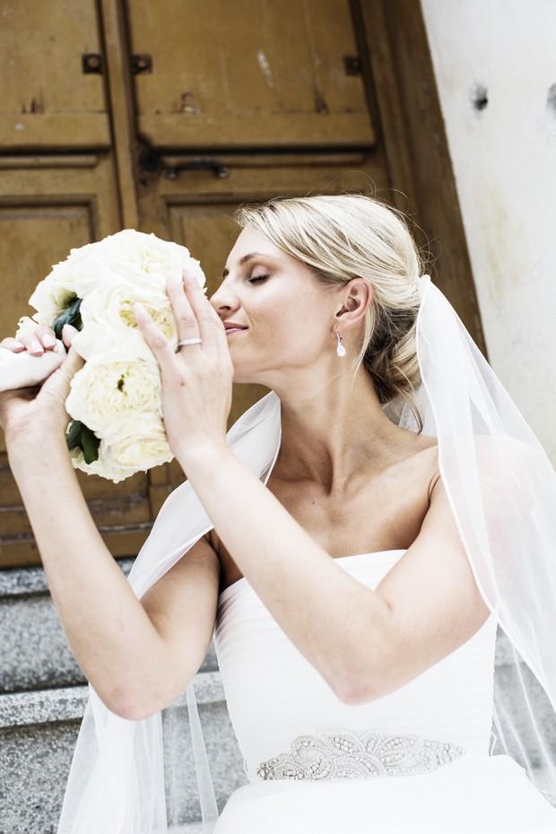 An Extraordinary Real Wedding In La Morra Italy