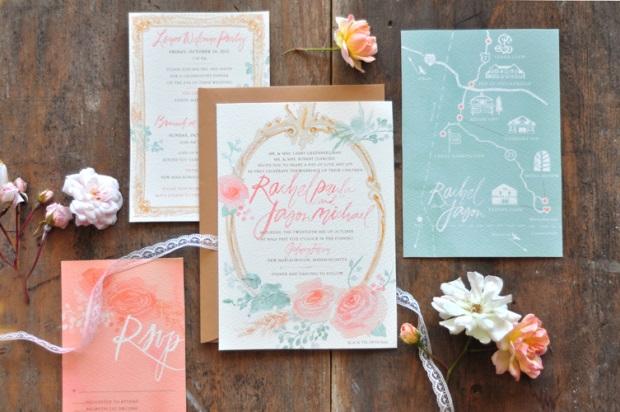 julie song floral invite