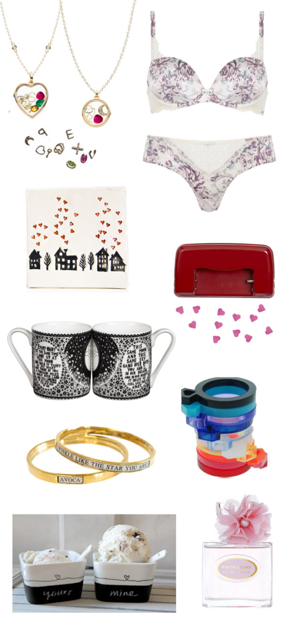 Valentine's Gift Ideas – For Him, Her & DIY