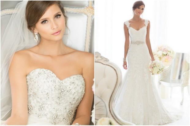 The Elegant Essense of Australia 2014 Wedding Dress Collection ...