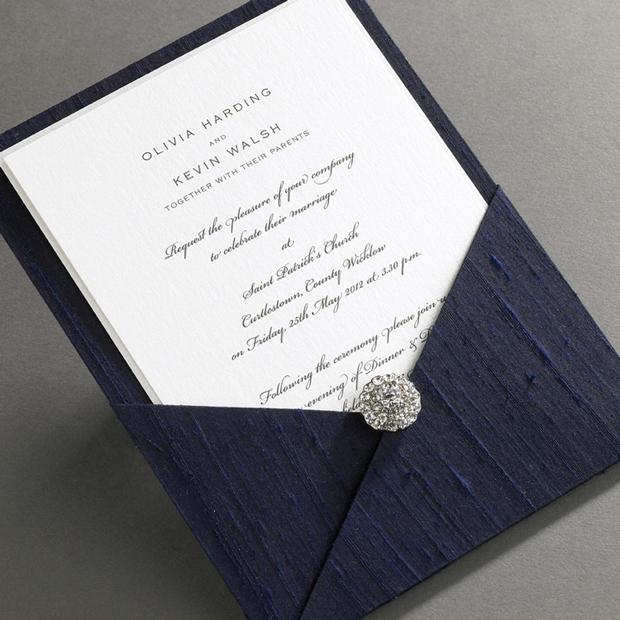 Elegant Wedding Invitation Design: 10 Wedding Invitations To Suit Every Style Of Couple