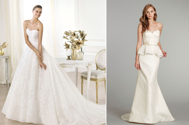 wedding dresses sample sale