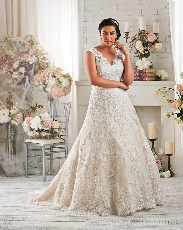 Bonny-inolvidable-1423-vestido-de-novia-talla grande-2014