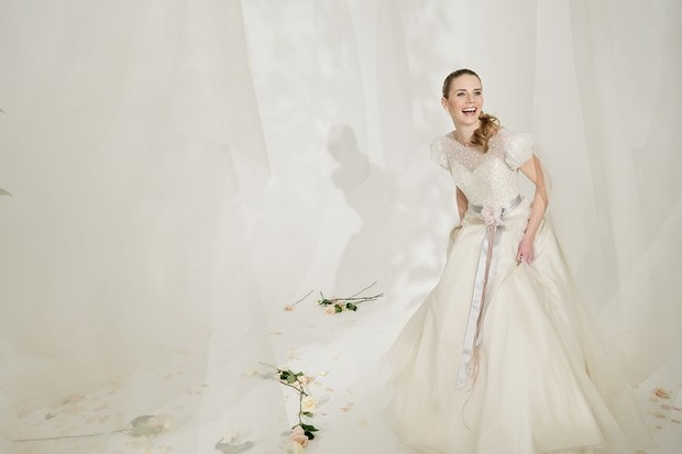 The lyn ashworth 2014 wedding dresses collection for Where can i get my wedding dress steamed
