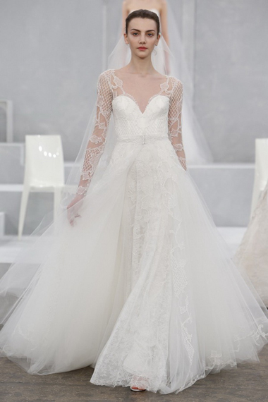 10 wedding dresses trends for 2015 brides