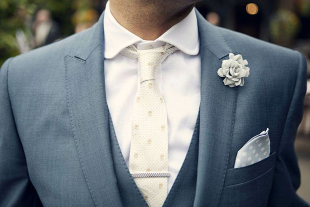 Pocket Square Grooms