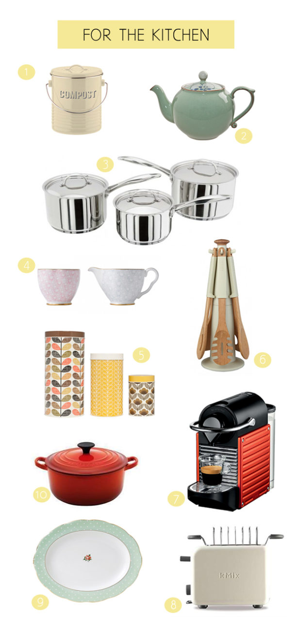 Wedding Gift Ideas For Kitchen : Gorgeous Wedding Gift Ideas from Arnotts weddingsonline