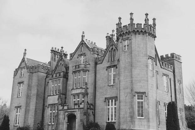 kinnitty castle Ireland wedding
