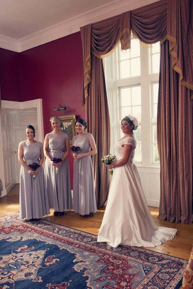 real wedding kinnitty castle hotel