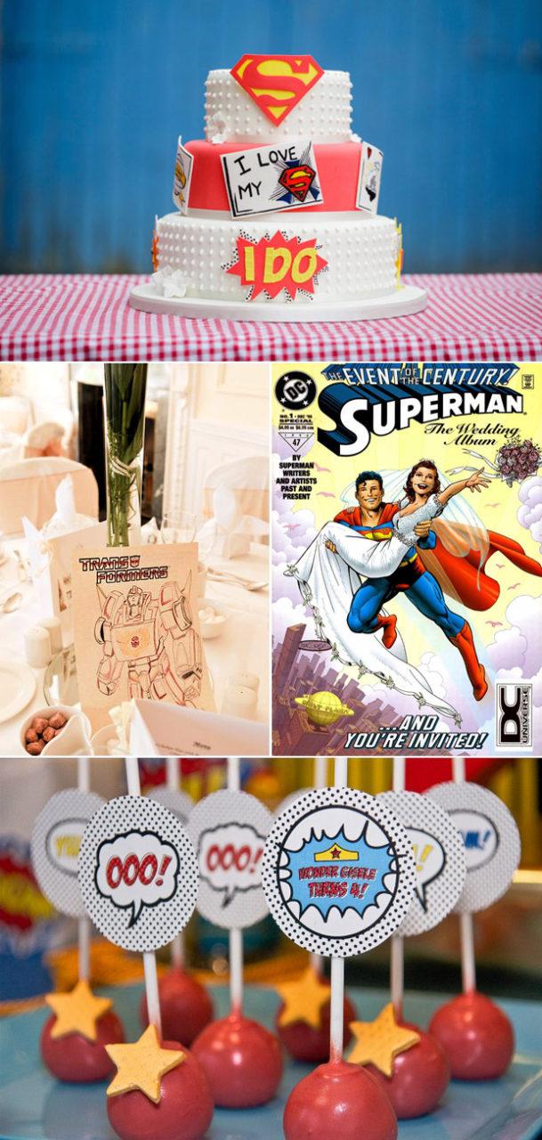 comic-wedding