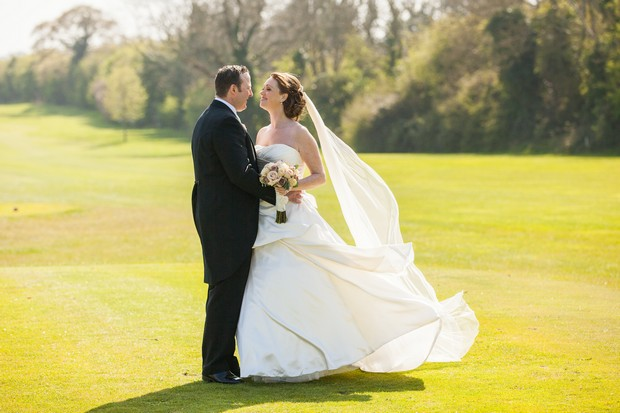 Romantic Roganstown Real Wedding By Ebony Pearl Weddingsonline