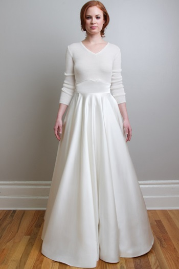 10 sensational bridal separates skirts weddingsonline fancy bridal ny duchess satin sweetheart skirt junglespirit Gallery