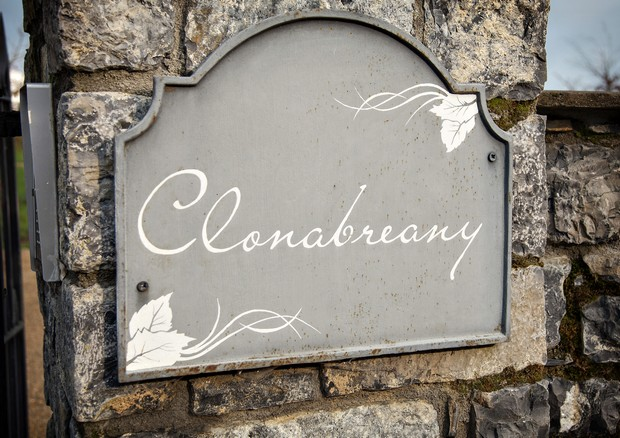 clonabreany house hotel ireland wedding