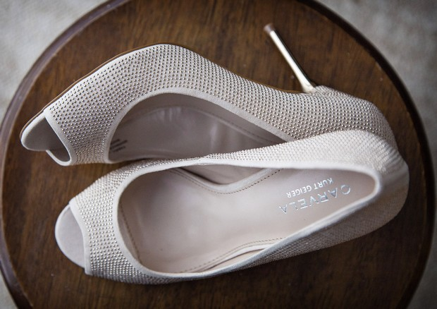 kurt geiger carvela white wedding shoes