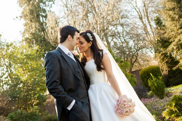 Classic Chic And Full Of Charm Real Wedding At